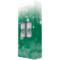 L'Anza KB2 Hair Repair Protein Plus Shampoo and Reconstructor Duo