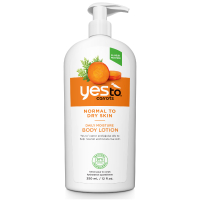 yes to Carrots Daily Moisture Body Lotion
