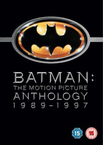 Batman: The Motion Picture Antología 1989-1997