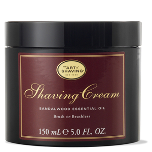 The Art of Shaving Shaving Cream Sandalwood 150g