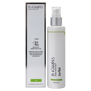 B Kamins Hydrating Acne Wash 237ml