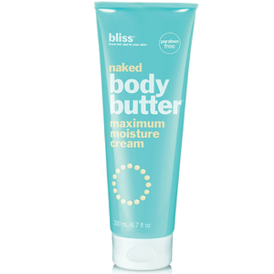 bliss Naked Body Butter (Körperbutter) 200ml