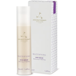 Aromatherapy Associates Mattifying Skin Serum 50ml (Essential Skincare with Orange Flower, Aloe Vera & Oat Extracts)