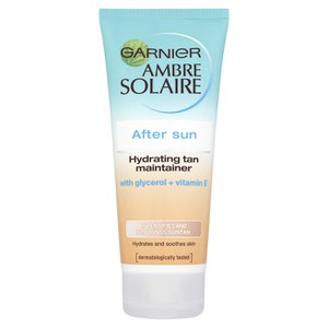 After-sun hidratante intensificador de bronceado Ambre Solaire 200ml