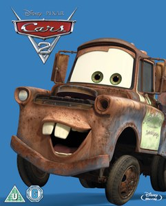 Cars 2 - Limited Edition Artwork (O-Ring)