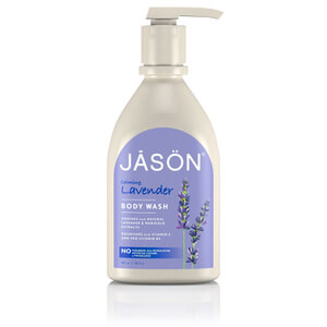 JASON Lavendel Satin Shower Körperwaschcreme (887ml)