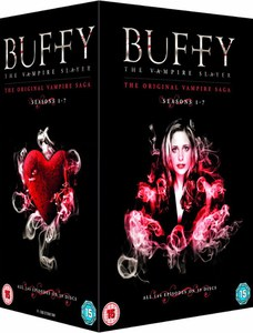 Buffy the Vampire Slayer - Seasons 1-7