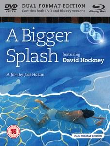 A Bigger Splash [Dual Format Edition]