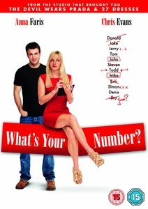 Whats Your Number? (Bevat Digital Copy)