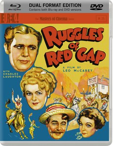 Ruggles of Red Gap (Blu-Ray en DVD)