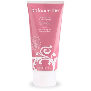 Balance Me Rose Otto Body Cream (200ml)