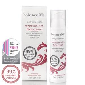 Balance Me  Moisture-Rich Face Cream (50ml)