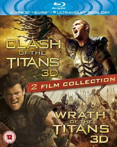 Clash of Titans 3D / Wrath of Titans 3D