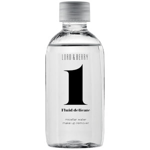 Lord & Berry Fluid Delicate Micellar Water & Make-Up Remover