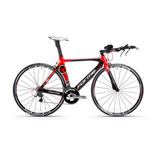 Forme Att Carbon Time Trial Bike - Black/Red