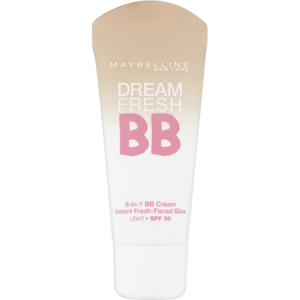 Maybelline Dream Fresh 8 in 1 BB Cream SPF30 Light 30ml