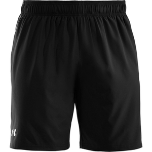 Under Armour Men's Mirage Shorts 8 Inch - Black/White