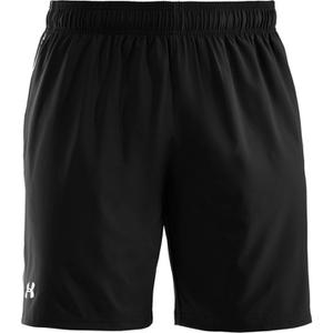Under Armour Men's Mirage Shorts 8 Inch - Black/White