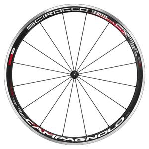 Campagnolo Scirocco 35 CX Clincher Wheelset - Black