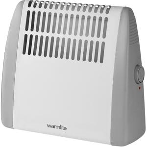 Warmlite WL41003 Frostwatcher Convection Heater - White - 0.5KW