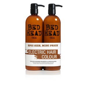 TIGI Bed Head Colour Goddess Tween Duo (2x750ml) (Worth £49.45)