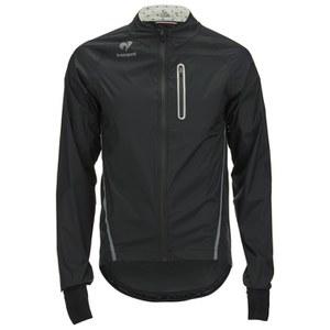 Le Coq Sportif Men's Cycling Performance Montech Wind Jacket - Black