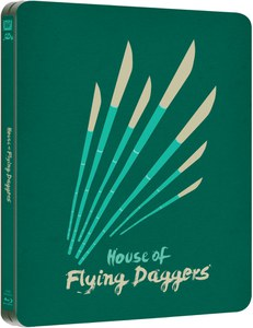 The House of Flying Daggers - Limited Edition Steelbook
