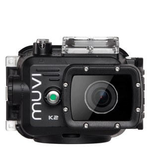 Veho Muvi K2 Wireless HD Camera with Wi-Fi, 1080p, 60fps, 100m Waterproof Case