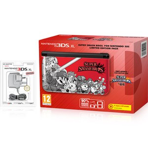 Super Smash Bros. for Nintendo 3DS Limited Edition Pack