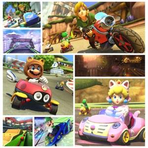 The Legend of Zelda X Mario Kart 8  - DLC Pack - Digital Download