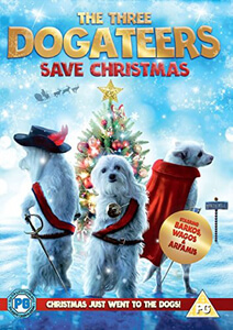 The Three Dogateers Save Christmas