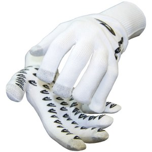 DeFeet Dura Etouch Gloves - White