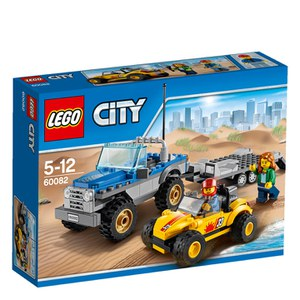 LEGO City: Dune Buggy Trailer (60082)