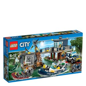 LEGO City: Swamp Police Station (60069)