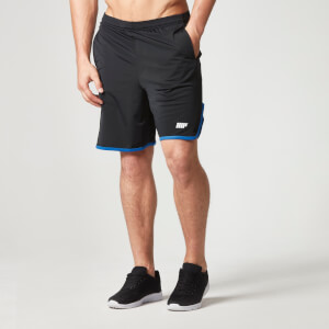 Myprotein X-Fit shortsit - Musta