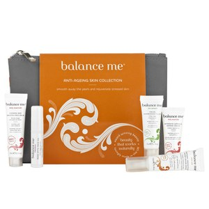 Balance Me Anti-Ageing Skin Collection (Worth £30)