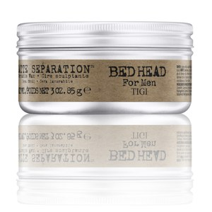 TIGI Bed Head for Men Matte Separation Workable Wax (75g)