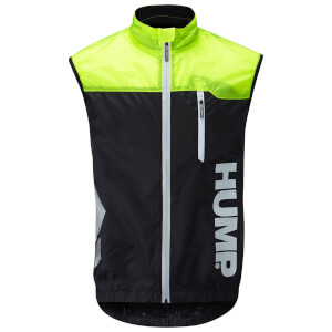 Hump Flare Gilet - Safety Yellow
