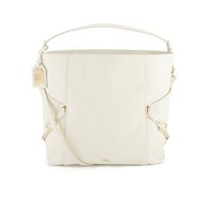 Lauren Ralph Lauren Women's Woodbridge Large Hobo Bag - Ivory