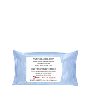 First Aid Beauty lingettes douces nettoyantes