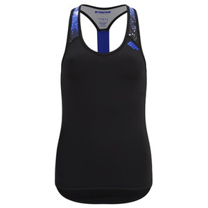 Myprotein Women's Racer Back Scoop Vest with Support - Blue