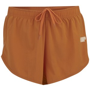 Myprotein Damen 3 inch Laufshorts - Orange