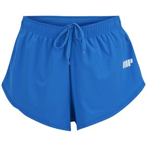 Myprotein Women's 3 inch Running Shorts - Blue