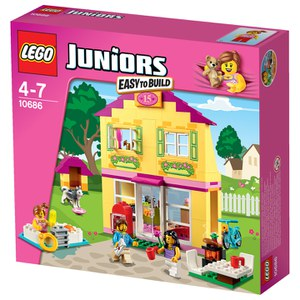 LEGO Juniors: Family House (10686)