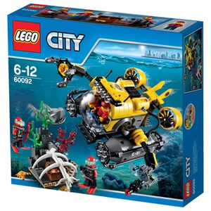 LEGO City: Tiefsee-U-Boot (60092)