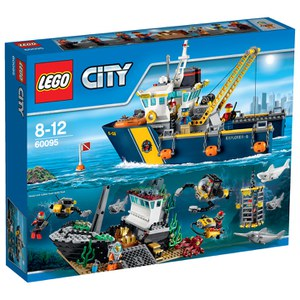 LEGO City: Tiefsee-Expeditionsschiff (60095)