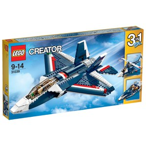 LEGO Creator: Blue Power Jet (31039)