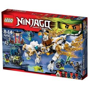 LEGO Ninjago: De draak van Meester Wu (70734)