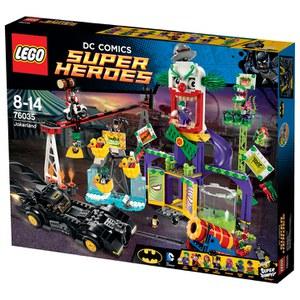 LEGO Super Heroes: Joker-Land (76035)