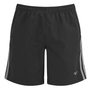 Gola Men's Park Woven Training Shorts - Black/Pewter